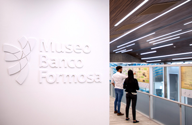 DS – Banco Formosa Museo